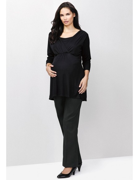 10100 Maternity Pant black, charcoal, or navy