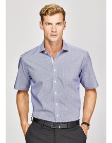 Calais Mens Short Sleeve Shirt - CLEARANCE