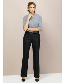 Ladies Relaxed Pant - Wool Suiting