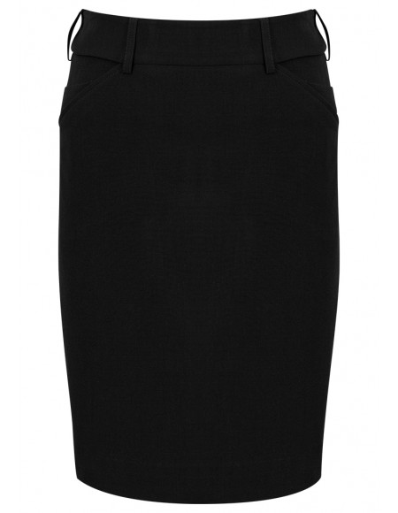 ADVATEX Ladies Adjustable Waist Skirt