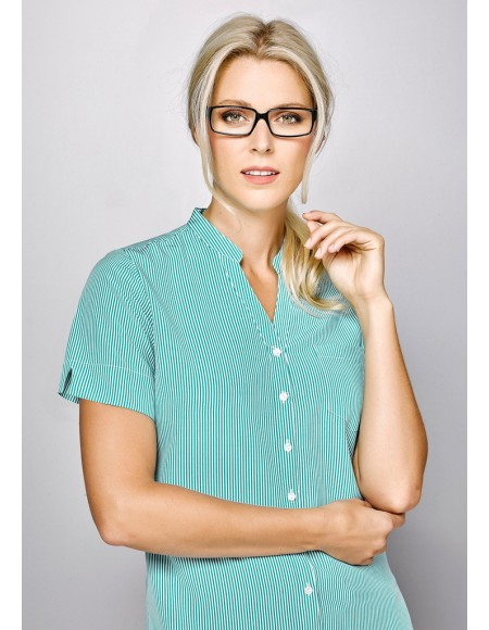 ADVATEX Toni Ladies Short Sleeve Shirt
