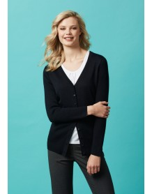 MILANO LADIES LONGLINE CARDIGAN