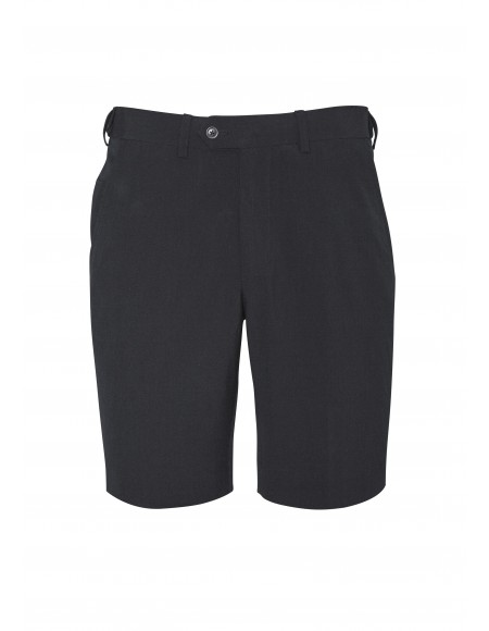 ADVATEX MENS ADJUSTABLE WAIST SHORT charcoal