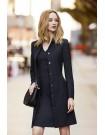 Ladies Lined Coat