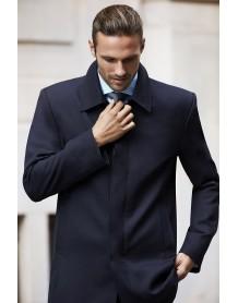 Mens Lined Car Coat
